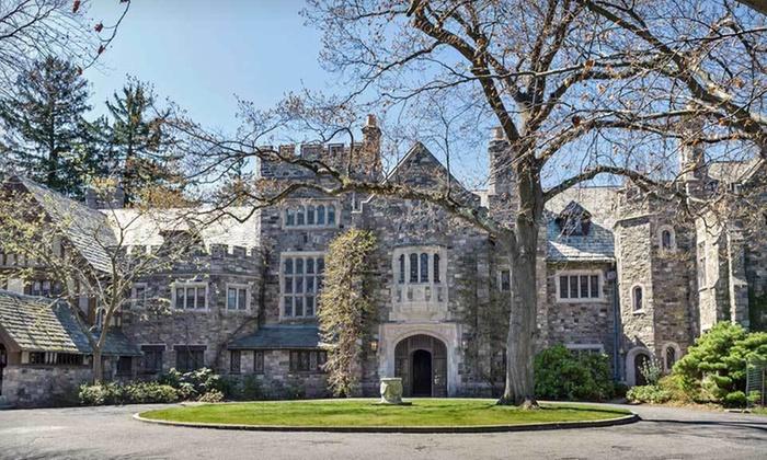 The Castle at Skylands Manor - Ringwood, NJ: One-Night Stay at The Castle at Skylands Manor in Ringwood, NJ