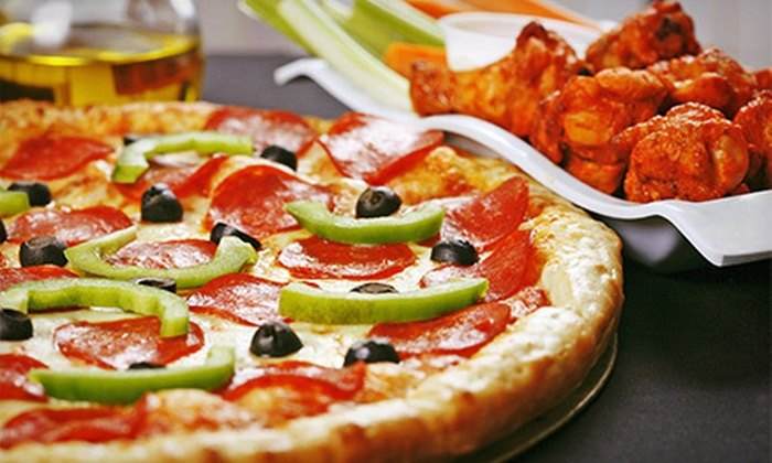 Buck's Pizza - Alabaster: $10 for $20 Worth of Pizza at Buck's Pizza