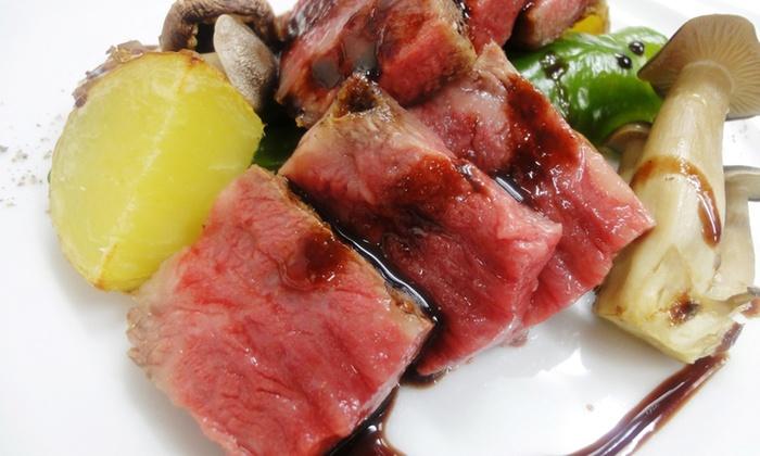 LA VERITA - LA VERITA: 54%OFF【3,980円】シェフが厳選した旬食材を使う、季節を感じるイタリアン≪400℃スチームした野菜フォンデュ・(肉料理または魚料理)・本日のパスタなど≫ @LA VERITA