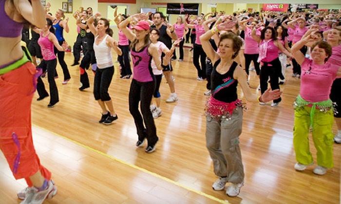 Studio M Dance Fitness - Norwalk: $19 for 10 Zumba Classes at Studio M Dance Fitness in Norwalk ($100 Value)