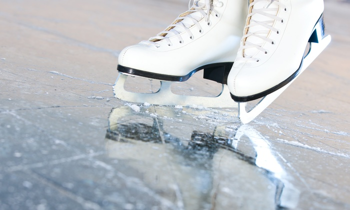 AV Ice Palace - Aliso Viejo: One or Two 15- or 30-Minute Ice Skating Lessons from AV Ice Palace (Up to 56% Off)