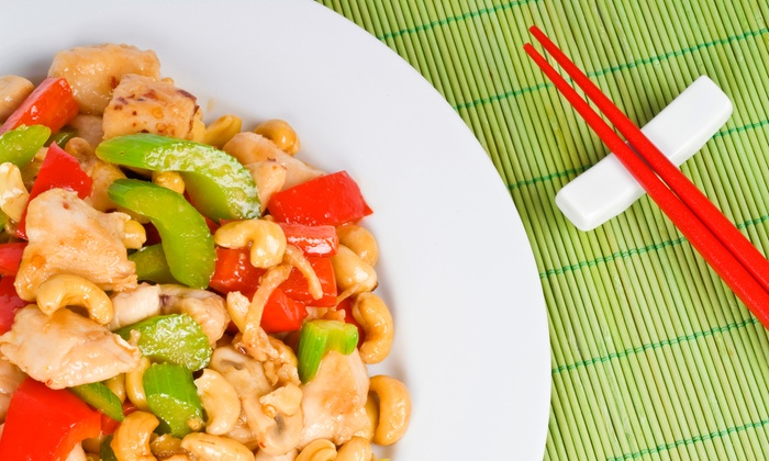 Square on Square - Center City West: Chinese Cuisine for Dine-In or Takeout at Square on Square (Up to 40% Off)