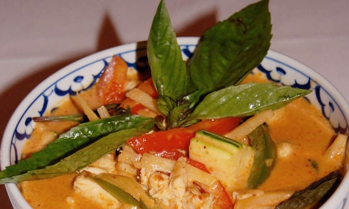 Addie's Thai House - Chesterfield: Thai Dinner Cuisine and Drinks at Addie's Thai House (Up to 50% Off). Three Options Available.