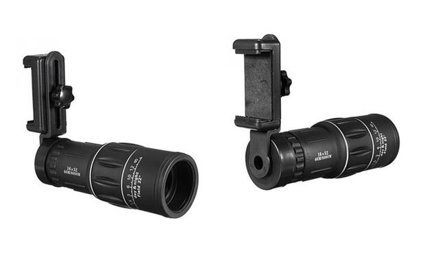 Smartphone Telescopic Zoom Lens Groupon