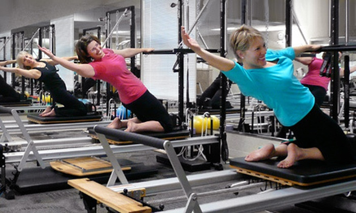 EnCore Pilates - Gainesville: 5 or 10 Mat or Machine Pilates Classes at EnCore Pilates (Up to 67% Off)