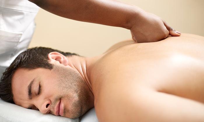Ici Paris Massage Spa - Drusilla/Jefferson Hwy: Deep-Tissue, Reflexology, and Drink or Swedish Massage Package at Ici Paris Massage Spa (Up to 57% Off)
