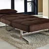 $199 for a Convertible Bed Chair in Mocha