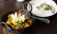 Two-Course Indian Meal for Two or Four at Jumaira Restaurant and Bar (Up to 55% Off)