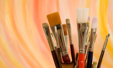 One, Two, or Three Drawing and Painting Classes at Cre-Arte by Teresa Fernández Art Academy & Studio (Up to 58% Off)
