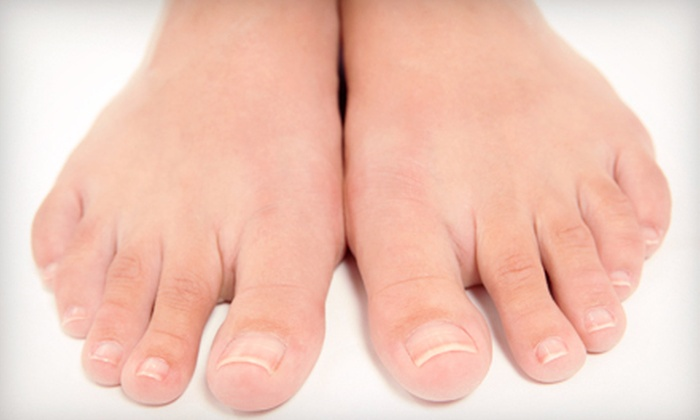 FeelNu Medi Spa and Wellness Center - Robinson Township: Laser Toenail-Fungus Removal for Up to 5 or 10 Toes at FeelNu Medi Spa and Wellness Center (67% Off)