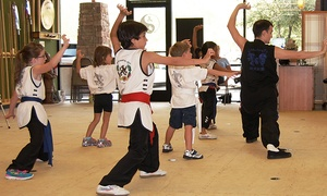 United Kung Fu: $49 for One Month of Kids' Kung Fu Classes at United Kung Fu ($99 Value)