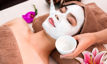 Facial or Microdermabrasion at Divine Grace Skin Spa (48% Off)