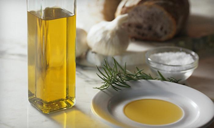 JaJora Olive Oil Company - De Pere: $10 for $20 Worth of Gourmet Olive Oils and Vinegars At JaJora Olive Oil Company