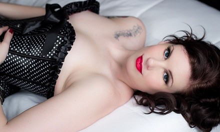 $99 for a 60-Minute Boudoir Photo Shoot with a $150 Print Credit from Midsummer Night Media ($300 Value)