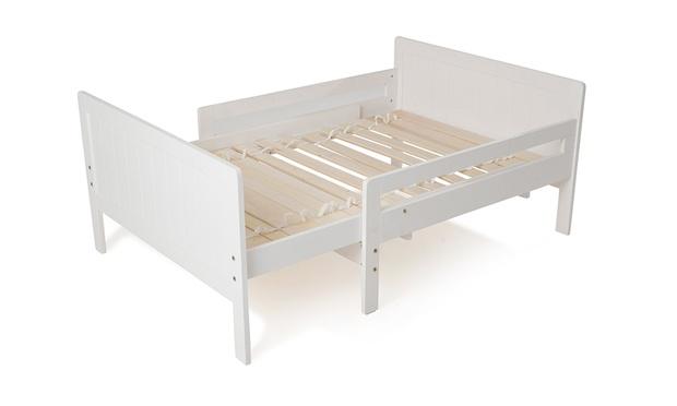 lit enfant volutif tiroir matelas en option groupon shopping. Black Bedroom Furniture Sets. Home Design Ideas