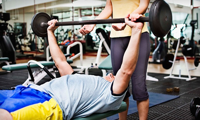 FitNicePT - Multiple Locations: $325 for 10 Personal-Training Sessions from FitNicePT ($650 Value)