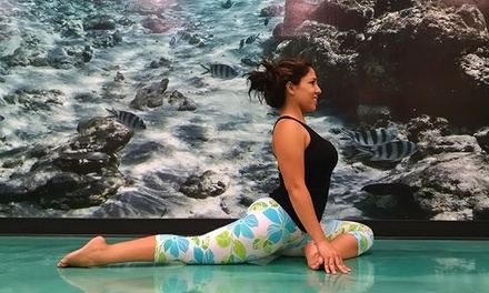 10 or 20 Yoga Classes, or 10 Kids' Yoga Classes at Aloha Yoga and Hula (Up to 70% Off)