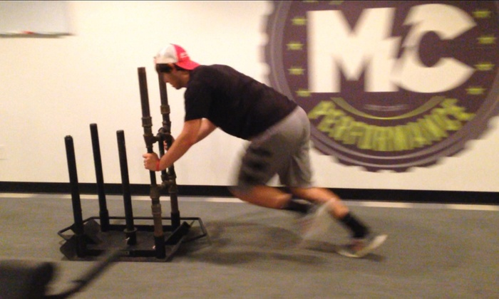 Mc Fitness And Performance - Bustleton: 12 Days of Sports Camp at MC Fitness and Performance (65% Off)