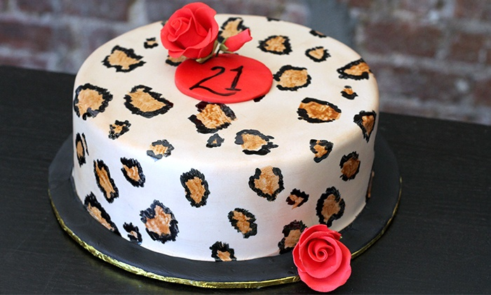 Aromas Boutique Bakery - East Harlem: A Half-Dozen Cupcakes or $50 for $100 Worth of Custom-Order Cakes at Aromas Boutique Bakery & Café