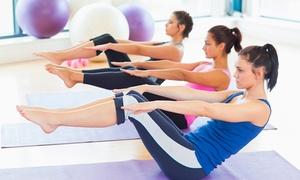 Euforia Dance: 8 o 16 clases de Pilates en Euforia Pilates