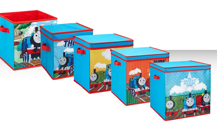 Thomas & Friends Storage Cubes: Thomas & Friends Storage Cubes. Multiple Sizes from $9.99–$17.99. Free Returns.