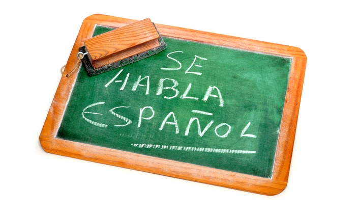 Employment Resource Team, Llc - Spanish On The Green - Downtown: $55 for $100 Groupon — Spanish on the Green™