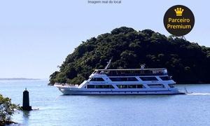 Barco Príncipe: Barco Príncipe – Espinheiros: passeio no barco Príncipe e almoço para 1 pessoa