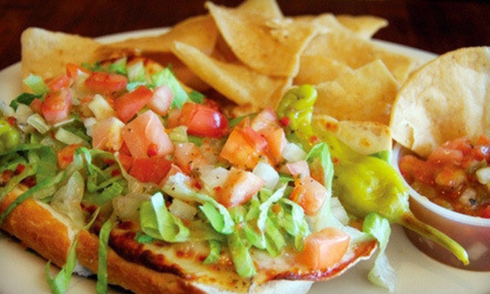 Old Towne Pub and Eatery - St. Charles: Pub Food and Drinks at Old Towne Pub and Eatery (50% Off). Two Options Available.