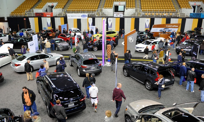 Greater Lehigh Valley Auto Show - Greater Lehigh Valley Auto Show: Greater Lehigh Valley Auto Show for Two or Four (Up to Half Off)