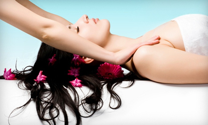 Canji Healing Touch - Danbury: $49 for a 60-Minute Swedish or Deep-Tissue Massage at Canji Healing Touch ($100 Value)