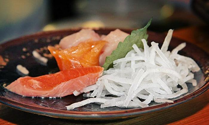 Geisha Sushi - Capitola: $10 for $20 Worth of Sustainable Sushi and Japanese Cuisine at Geisha Sushi