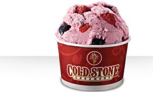 Cold Stone Creamery: $12 for Four 10 oz. Frozen Yogurts at Cold Stone Creamery