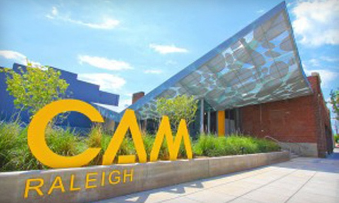 Contemporary Art Museum Raleigh - Central Raleigh: Membership and Admission to Contemporary Art Museum Raleigh (Up to 55% Off). Four Options Available.