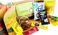 Suscripción de 1 o 3 meses a una Beauty Box o Maxi Snack Box desde 19,95 € en Hello Health