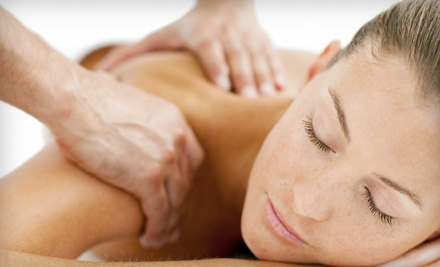 Massage and Ionic-Footbath Wellness Package (a $170 value) - Plus Care Chiropractic & Wellness Center in Jeffersonville