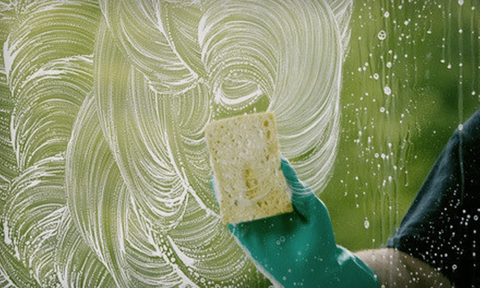 We Do That!!! - St Louis: Interior and Exterior Cleaning of 15, 25, or 35 Windows from We Do That!!! (Up to 81% Off)