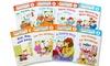 Richard Scarry 8-Book Great Big Schoolhouse Readers Bundle: Richard Scarry 8-Book Great Big Schoolhouse Readers Bundle