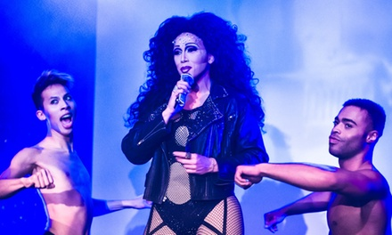 Celebrity Impersonator Drag Show at Le Faux (Up to 46% Off). Four Options Available.