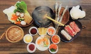 BBQ Streetfood Berlin: Koreanisches All-you-can-eat-Hotpot und -BBQ für 2 oder 4 Personen bei BBQ Streetfood Berlin (bis zu 32% sparen*)