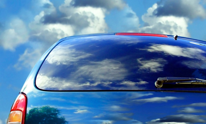 Tunes N Tint/Alarms Etc. - Multiple Locations: Window Tinting for Car or Truck at Alarms, Etc. (Up to 51% Off). Three Options Available.