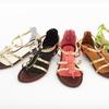 Carrini Gladiator Wedge Sandal