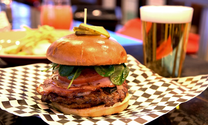 City Diner - Spenard: $11 for $20 Worth of American Food and Drinks for Two or More at City Diner