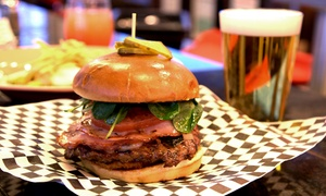 City Diner: $11 for $20 Worth of American Food and Drinks for Two or More at City Diner