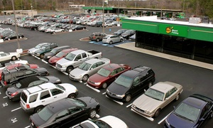 Peachy Airport Parking: 2, 4, 6, or 10 Consecutive Days of Indoor Parking at Peachy Airport Parking (Up to 27% Off)