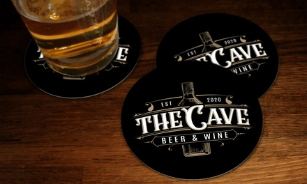Up to 44% Off on Bar Offerings - Beer and Wine at The Cave