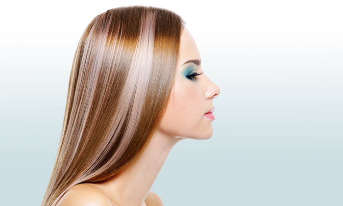 Milano Salon & Day Spa - Allston: Salon Services at Milano Salon & Day Spa (Up to 68% Off). Three Options Available.