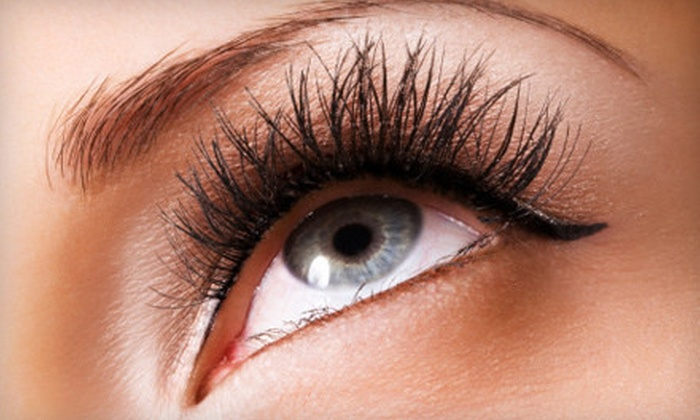 Legacy Salons & Day Spa - Burleson: Full Set of Eyelash Extensions with Option for Two-Week Touchup at Legacy Salons & Day Spa in Burleson (Up to 74% Off)