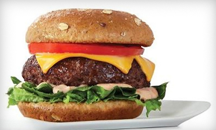 Energy Kitchen - Hoboken: $10 for $20 Worth of Healthy Burgers, Wraps, Salads, and Smoothies at Energy Kitchen in Hoboken