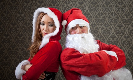 Santa Bar Crawl for One, Two, or Four from CarolinaNightlife.com on Saturday, December 14 (50% Off)