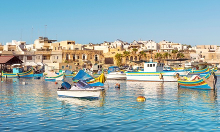 ✈ Malta: Up to 7 Nights at 4* Pergola Club Hotel and Spa or 4* Maritim Antonine Hotel & Spa with Return Flights*